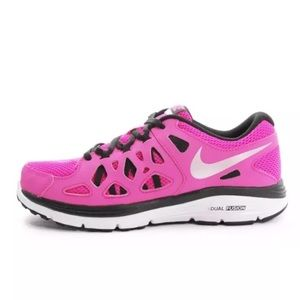 huge selection of aa295 be7c6 ... new style nike shoes flash salenike dual fusion run 2 gs girls 922ea  5c8ea
